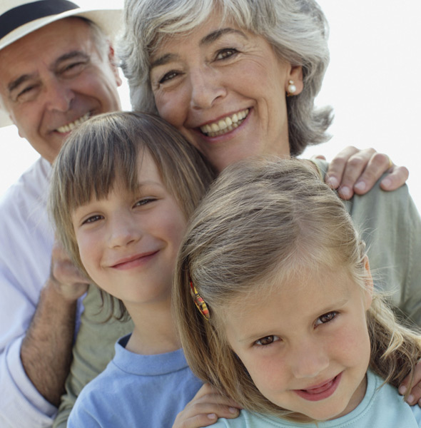 Are grandparents always the help you want them to be?