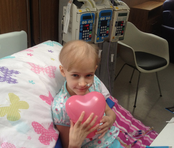 Schoolgirl's 'growing pains' were actually cancer