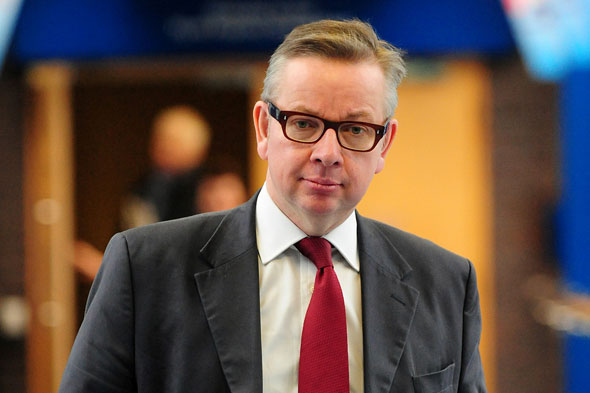 Michael Gove apologises to his old French teacher for his classroom behaviour