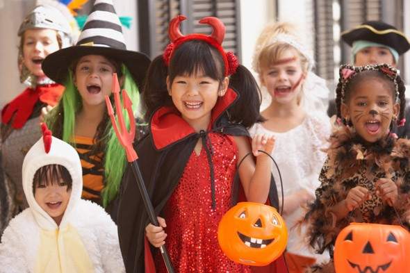 Trick or treat kids given cocaine