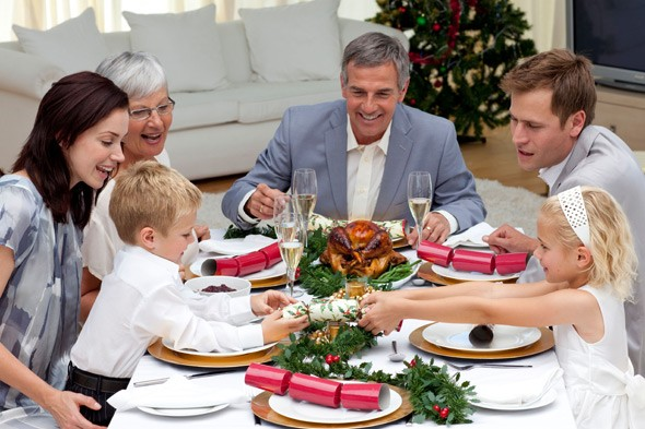 Your mother-in law really said that? 10 classic irritating Christmas day comments from relatives
