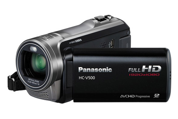 WIN a Panasonic HD Camcorder worth £350!