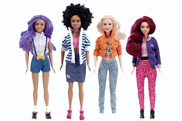 The mustn't have Christmas toy for girls: Little Mix dolls that look nothing like them!