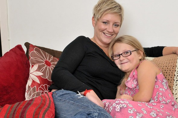 'Unluckiest mum in Britain' gets cancer for the FOURTH time