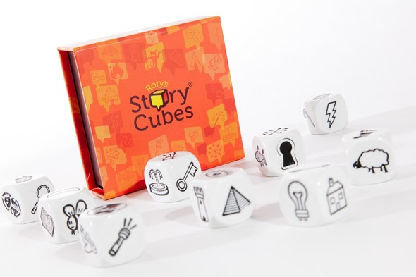 Rory's Story Cubes, RRP £10