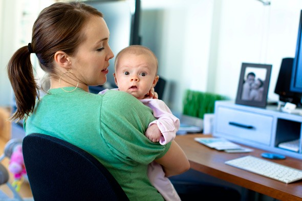 The Government plans to offer flexible parental leave so new mothers can go back to work a fortnight after birth. Is this equality - or a recipe for disaster?