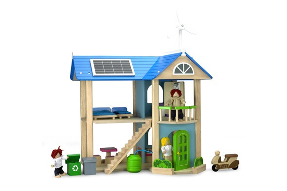 Wonderworld Eco House, £112