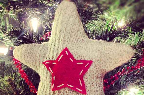 Surviving Teenagers: Decorating the Christmas tree