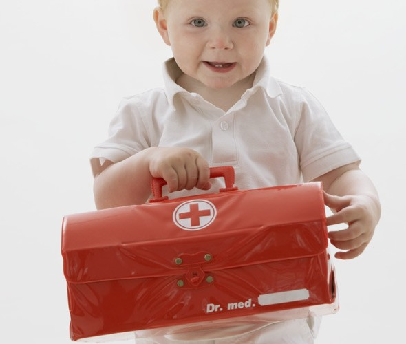 Parents, it's time to take the First Aid challenge