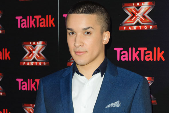 X Factor's Jahmene wants to help victims of domestic violence
