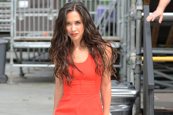 Myleene Klass thanks fans for their support after marriage break-up