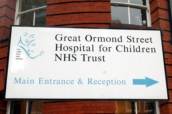 Thieves steal Christmas presents intended for poorly kids at Great Ormond Street Hospital