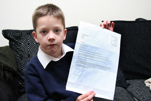 Mum rapped for taking son who had meningitis symptoms to hospital