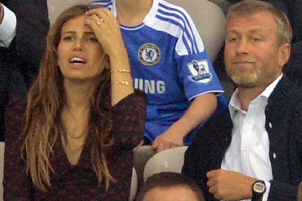 Roman Abramovich fathers seventh child, his second with Dasha Zhukova