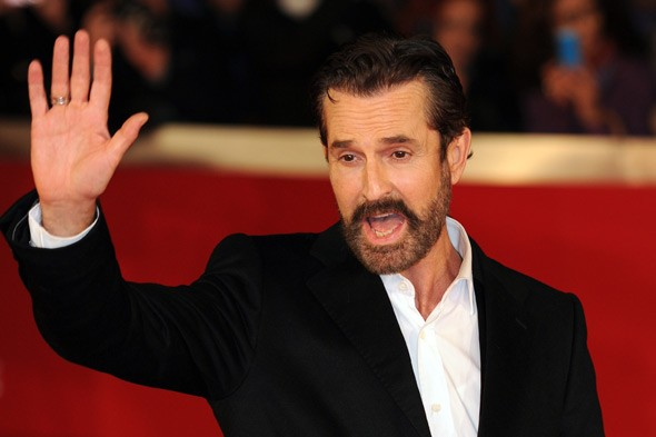 Outcry as gay actor Rupert Everett speaks out against gay dads