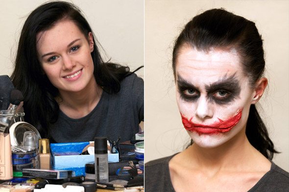 18-year-old beats crippling shyness by transforming herself into film characters and becoming Youtube sensation
