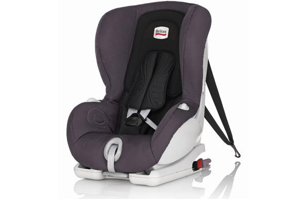 Britax Versafix - a more versatile Group 1 seat