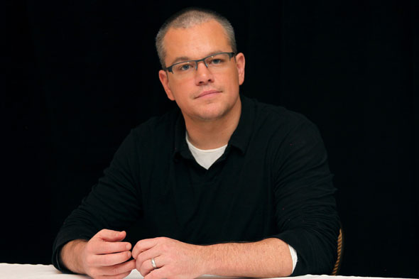 Matt Damon puts family before film as he pulls out of directing movie