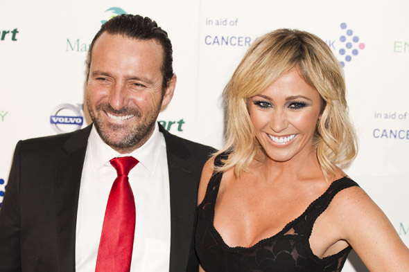 Double trouble! Jenny Frost gives birth to twin girls