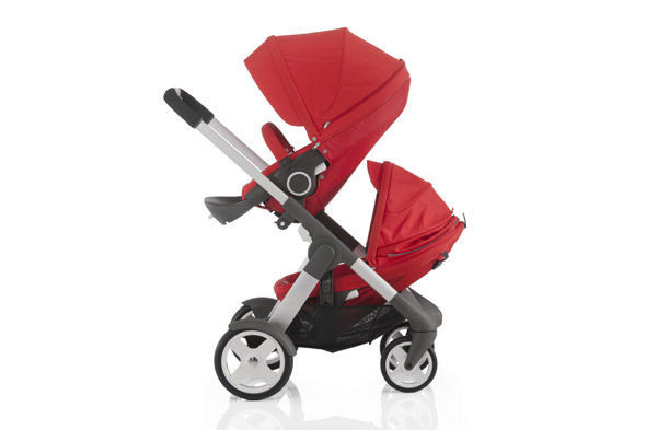 Stokke Xplory gets younger siblings: Crusi and Scoot