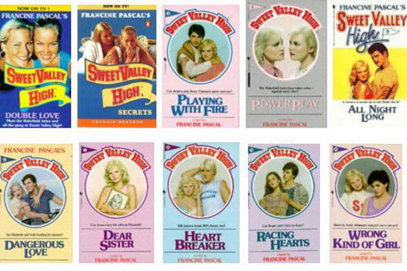 Kids' Book Club: Sweet Valley High