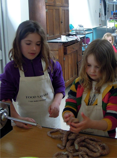 Sausage Making Workshop