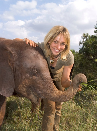 Michaela Strachan's Really Wild Adventures