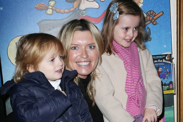 Tina Hobley: My teenager thinks I'm a mad woman!