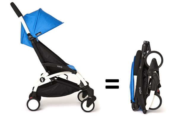 New super-light and compact buggy, the BabyZen YOYO