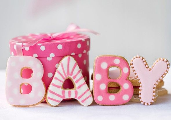 Perfume for babies and silly gifts for newborns