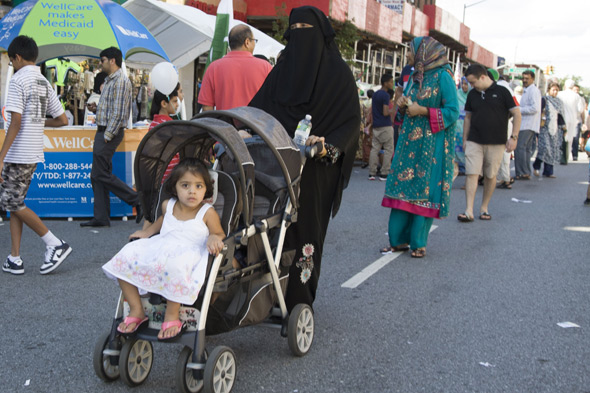 Babies in burkas? Oh please!