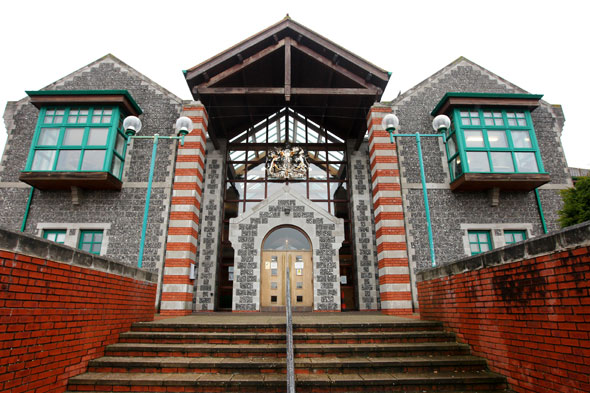 Canterbury Crown Court hears how couple desperate for a baby brought African child into the UK illegally