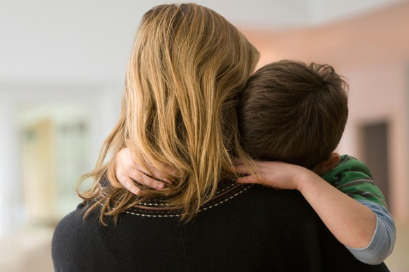 Why all I want for Mother's Day is the company of my son