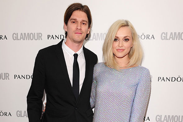 Fearne Cotton endures Twitter taunts over son's name