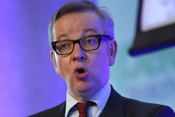 'Humiliating U-turn!' Michael Gove abandons plans to replace GCSEs