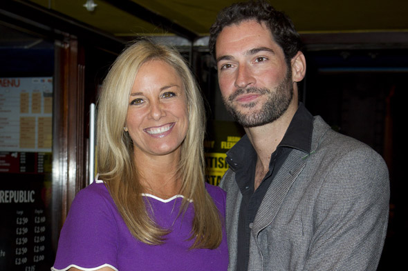 Tamzin Outhwaite: Older mum? Pah! You're as young as you feel