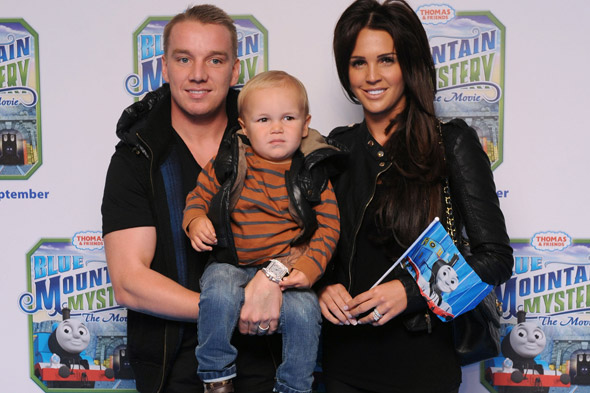Danielle Lloyd and Jamie O'hara expecting third baby