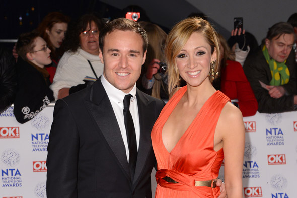 Corrie couple Alan Halsall and Lucy-Jo Hudson to become first-time parents