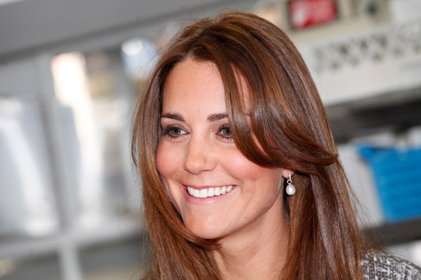 Pregnant Duchess of Cambridge nominated for Celebrity Mum of the Year!
