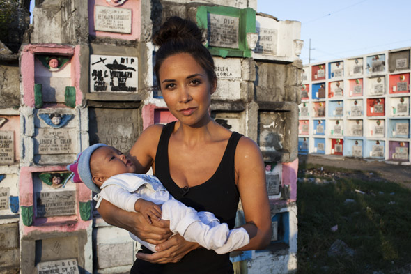 Myleene Klass backs Save the Children campaign: 'Breastfeeding could save 95 babies an hour'