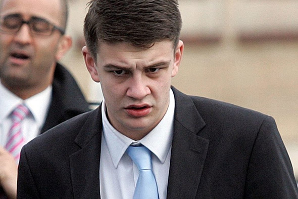 Drunken teen learner driver ran over and killed his mum as she begged him not to drive