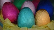 Shock survey finds children associate Easter with CHOCOLATE EGGS (it's no yolk!)