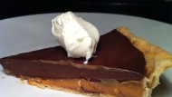 Our House Dad Cooks....Grown-Up Easter Chocolate and Salted Caramel Tart