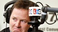 Nick Clegg gets an ear-bashing from furious stay-at-home-mum