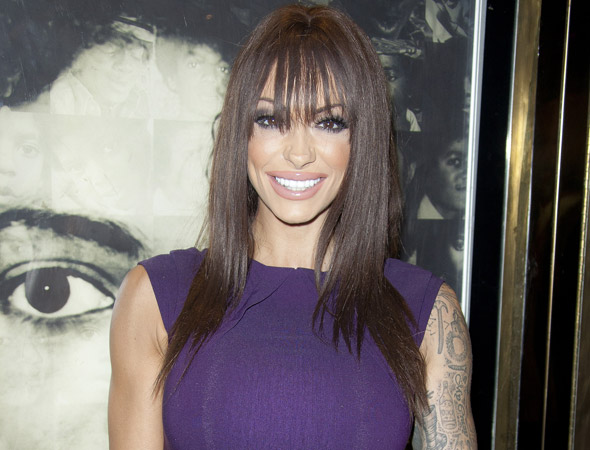 Jodie Marsh reveals her school bullying hell