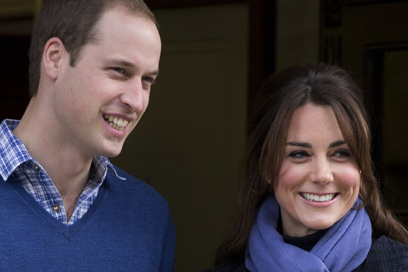 A name fit for a Princess: Royal girl names for Wills and Kate