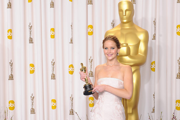 Oscar winner Jennifer Lawrence: 'I was bullied by bitches at school'