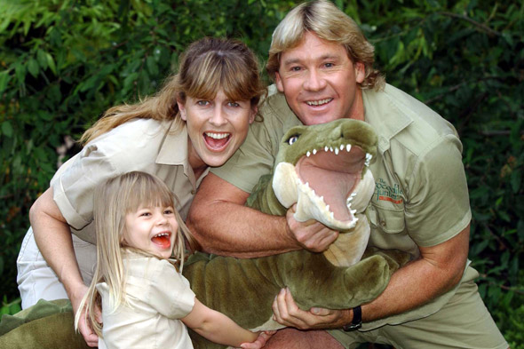 Video: Meet Steve Irwin's teen daughter Bindi as she continues her dad's work