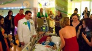 School prom comes to the hospital bedside of terminally ill teenager