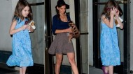 Suri Cruise's modelling career on hold
